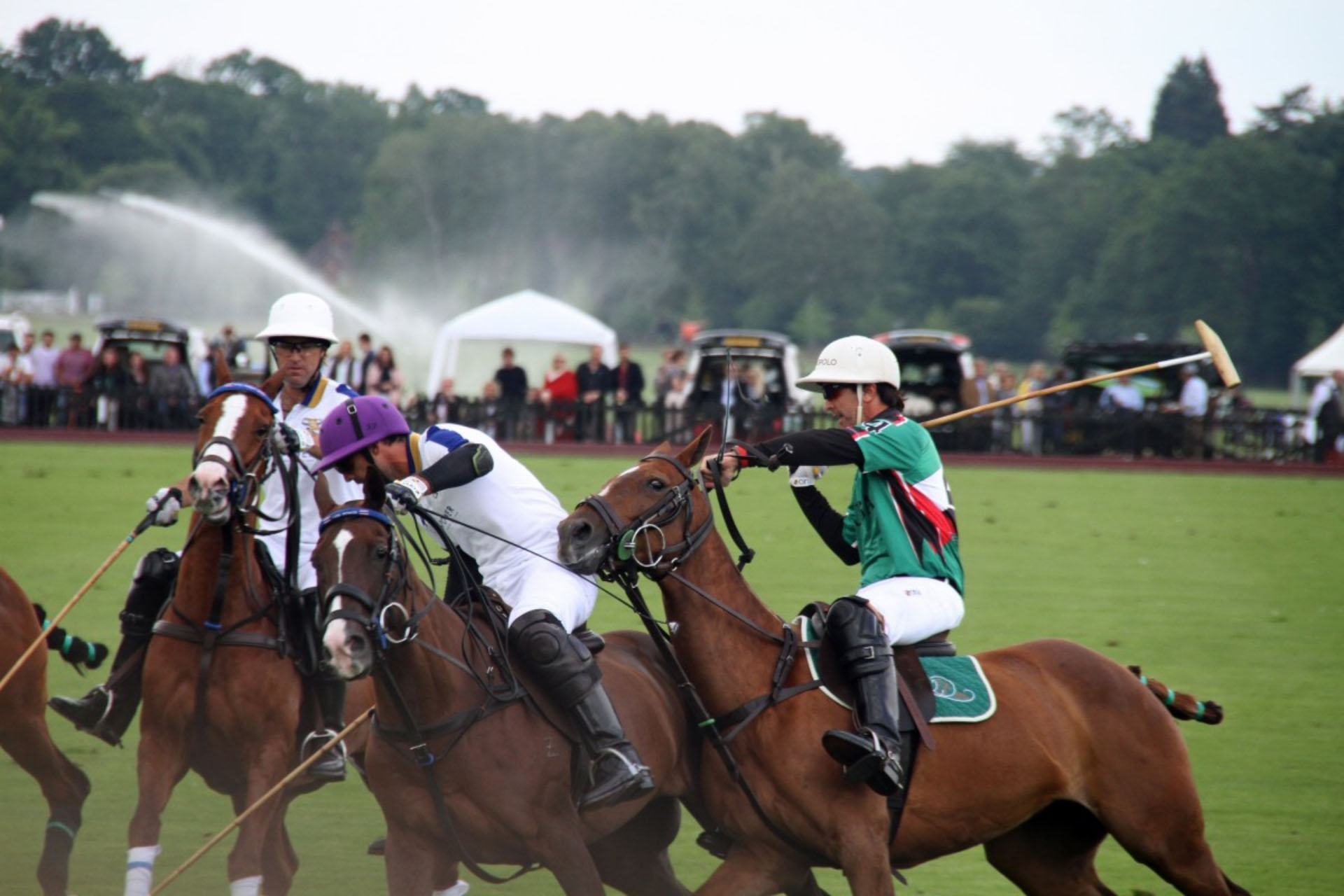 Evolution of Polo in Indonesia