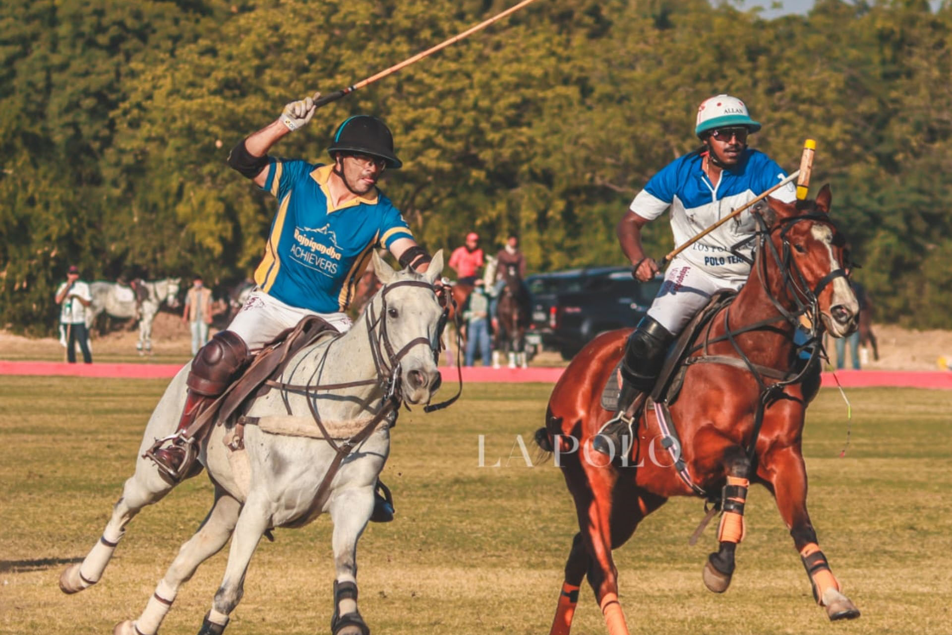 RAJNIGANDHA ACHIEVERS TO FACE ACHIEVERS ONN IN THE FINALS OF THE H.H. MAHARAJA OF JODHPUR CUP (8 Goals) AT THE 21st JODHPUR POLO SEASON 2020!
