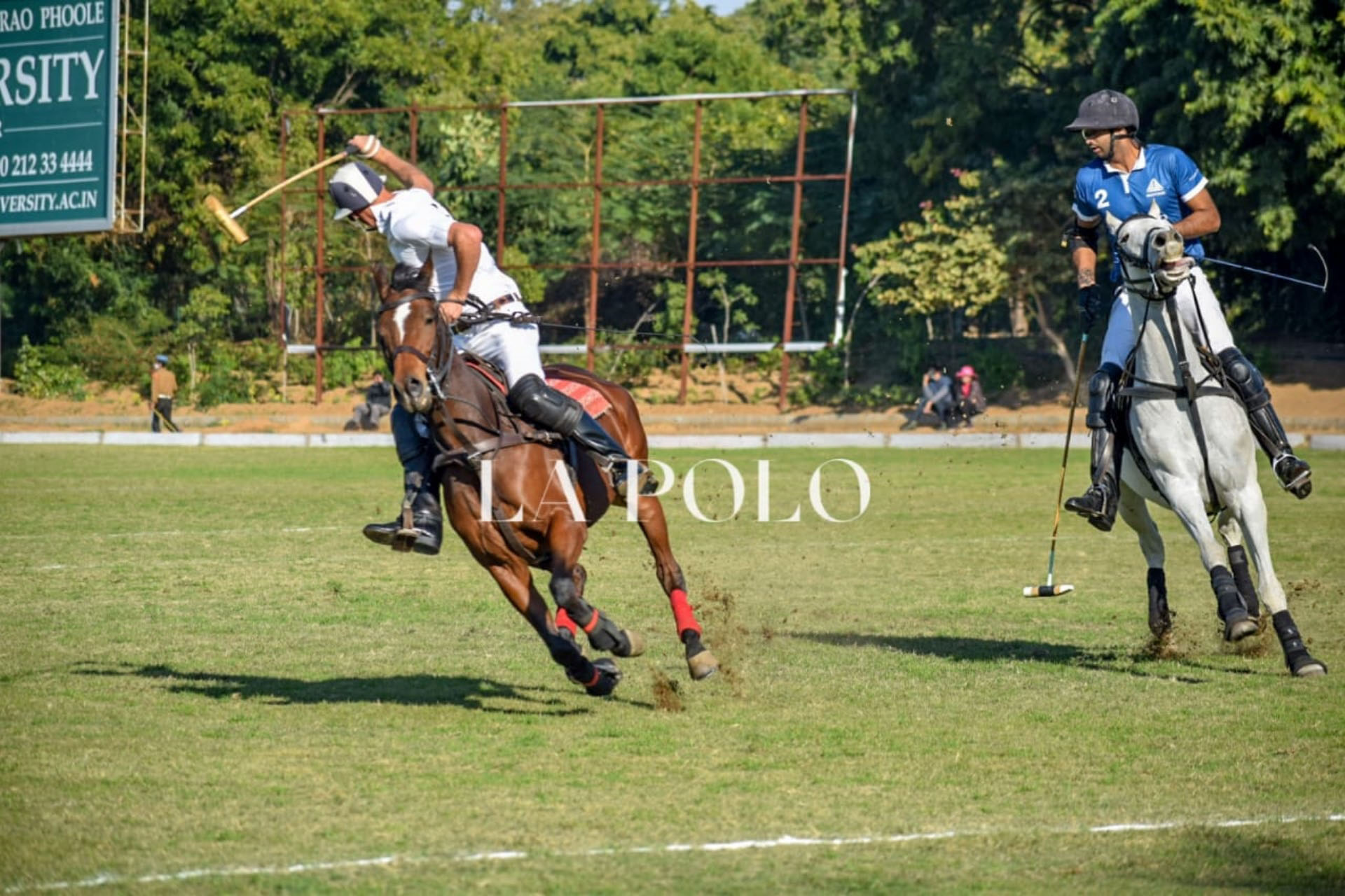 THE PINK CITY HOSTS THE RAJASTHAN POLO CLUB 4 GOAL TOURNAMENT