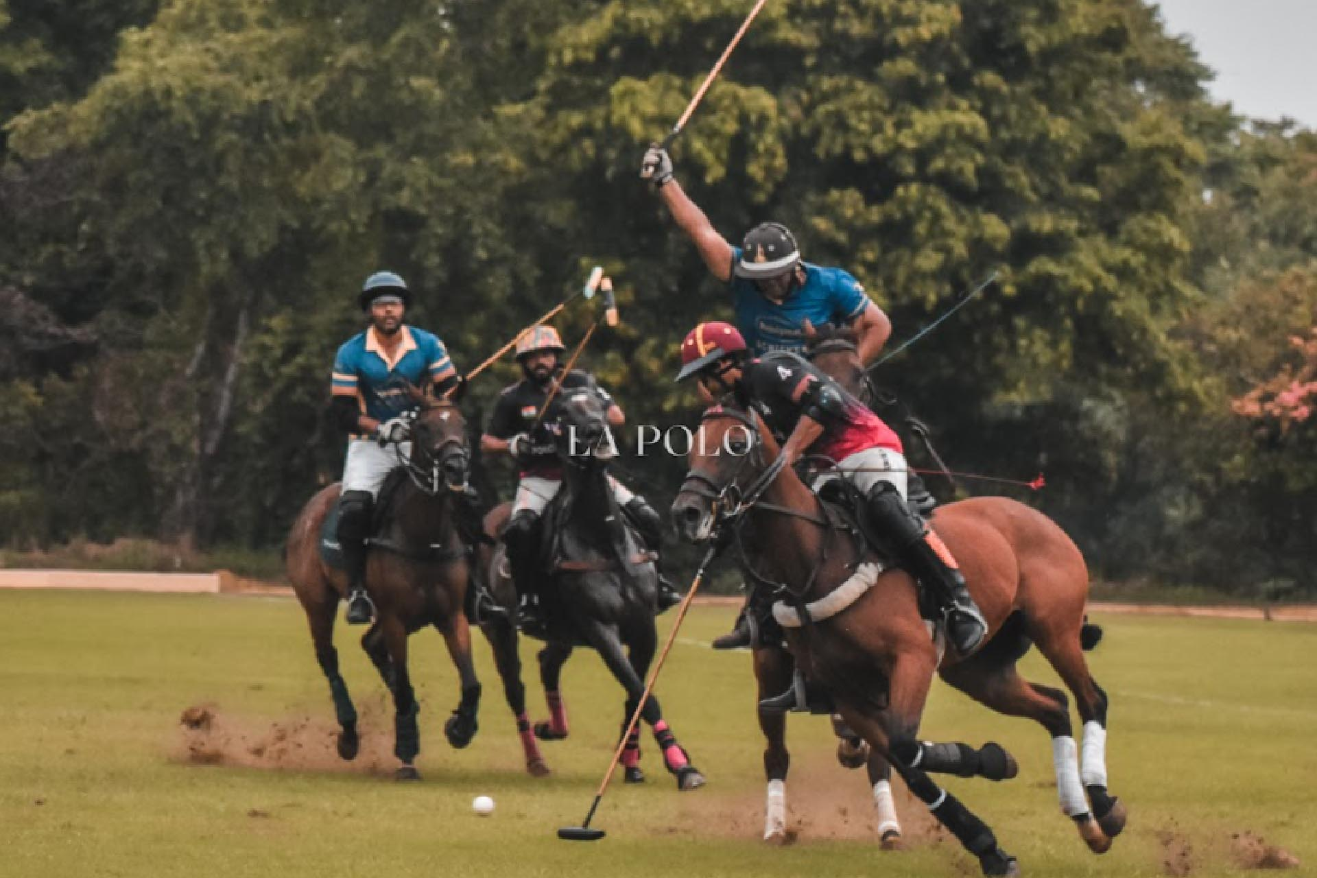 Rains Had Different Plans For RPC Cup