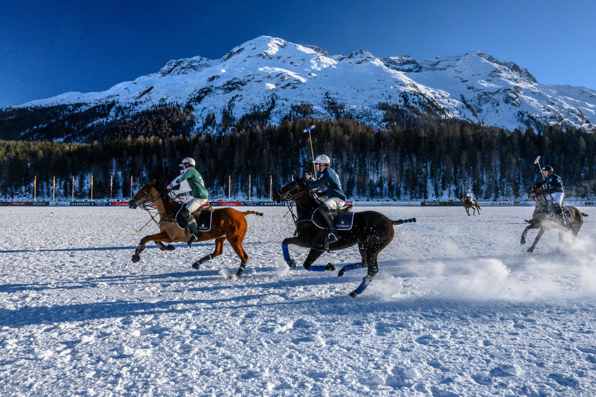 Snow Polo eyeing Winter Olympics