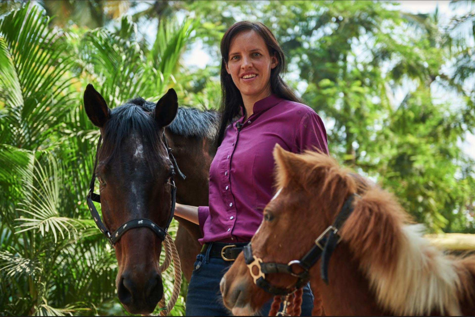 The Proven Antidote: Equine Therapy