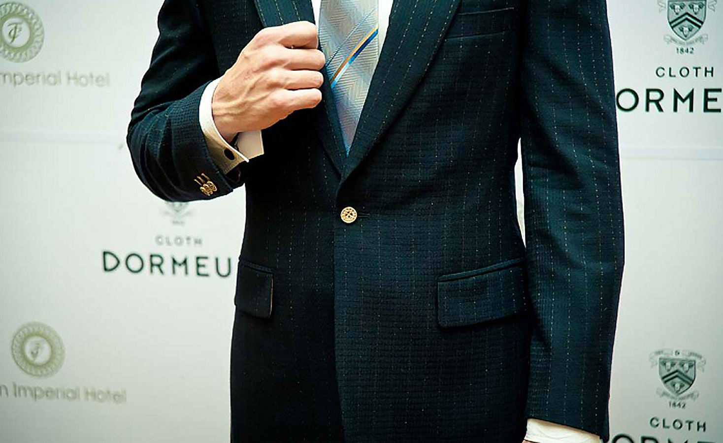 The World's One Of The Most Expensive Suits