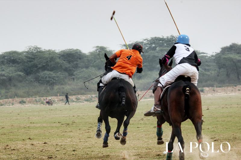 Delhi polo season-2018 , padmanabh Singh