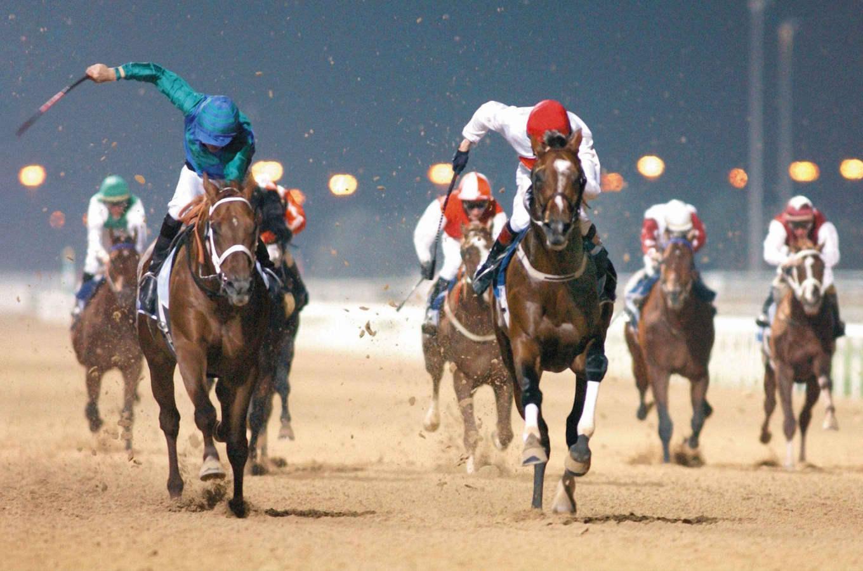 World's Greatest Horse Race