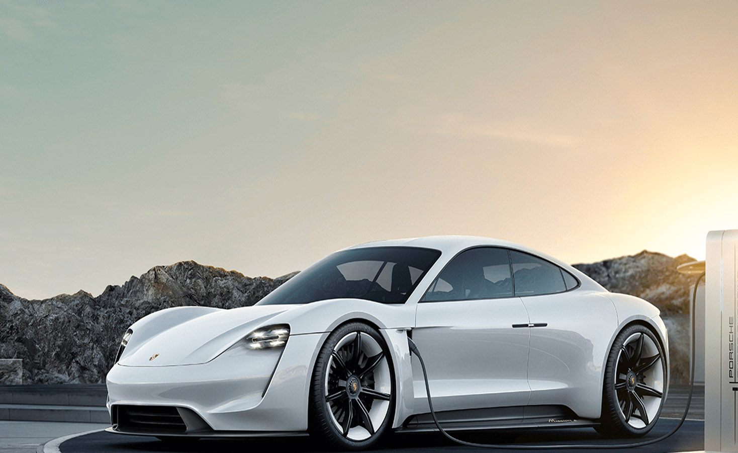 electric cars porsche