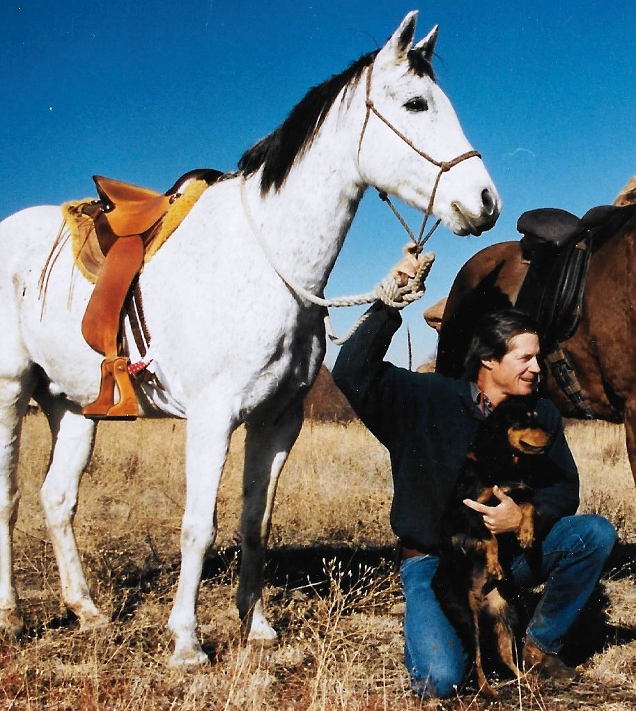 Frank Bell, Betsy, Lakota, RMTC