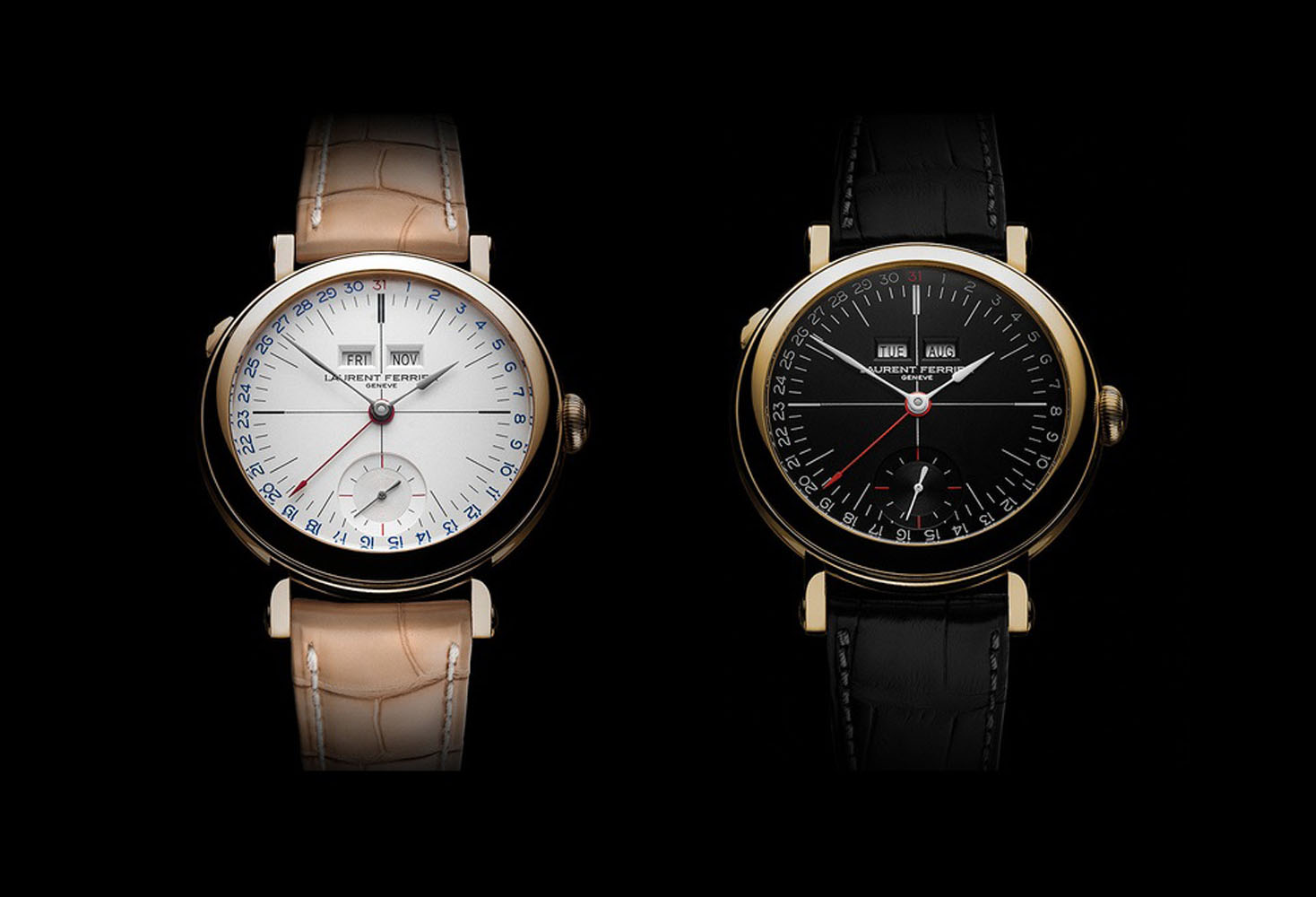 Galet-Annual-Calendar-School:Best Watches Of SIHH 2019