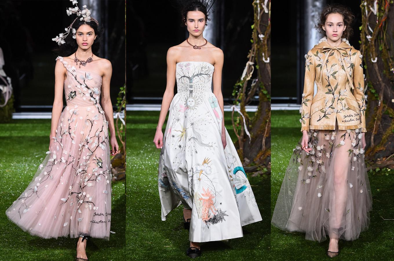 Haute Couture: Dresses Of Elite