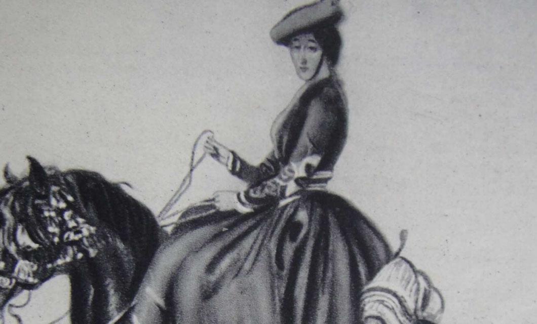 horse-saddle
