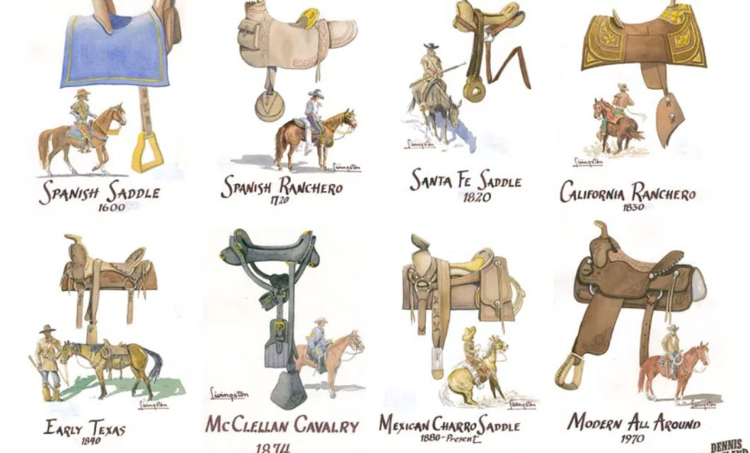 saddle-making