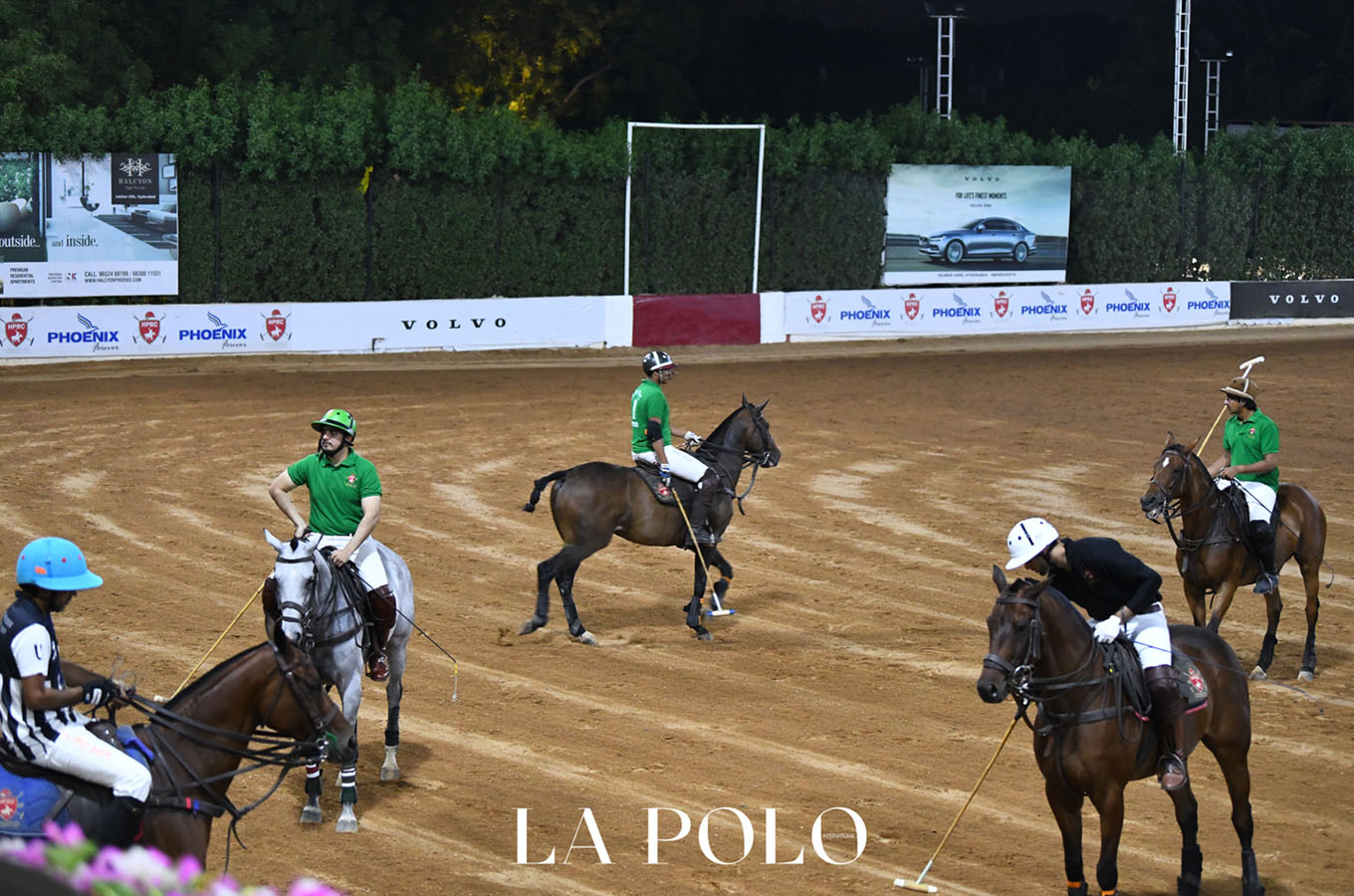 The Hyderabad Arena Polo Season