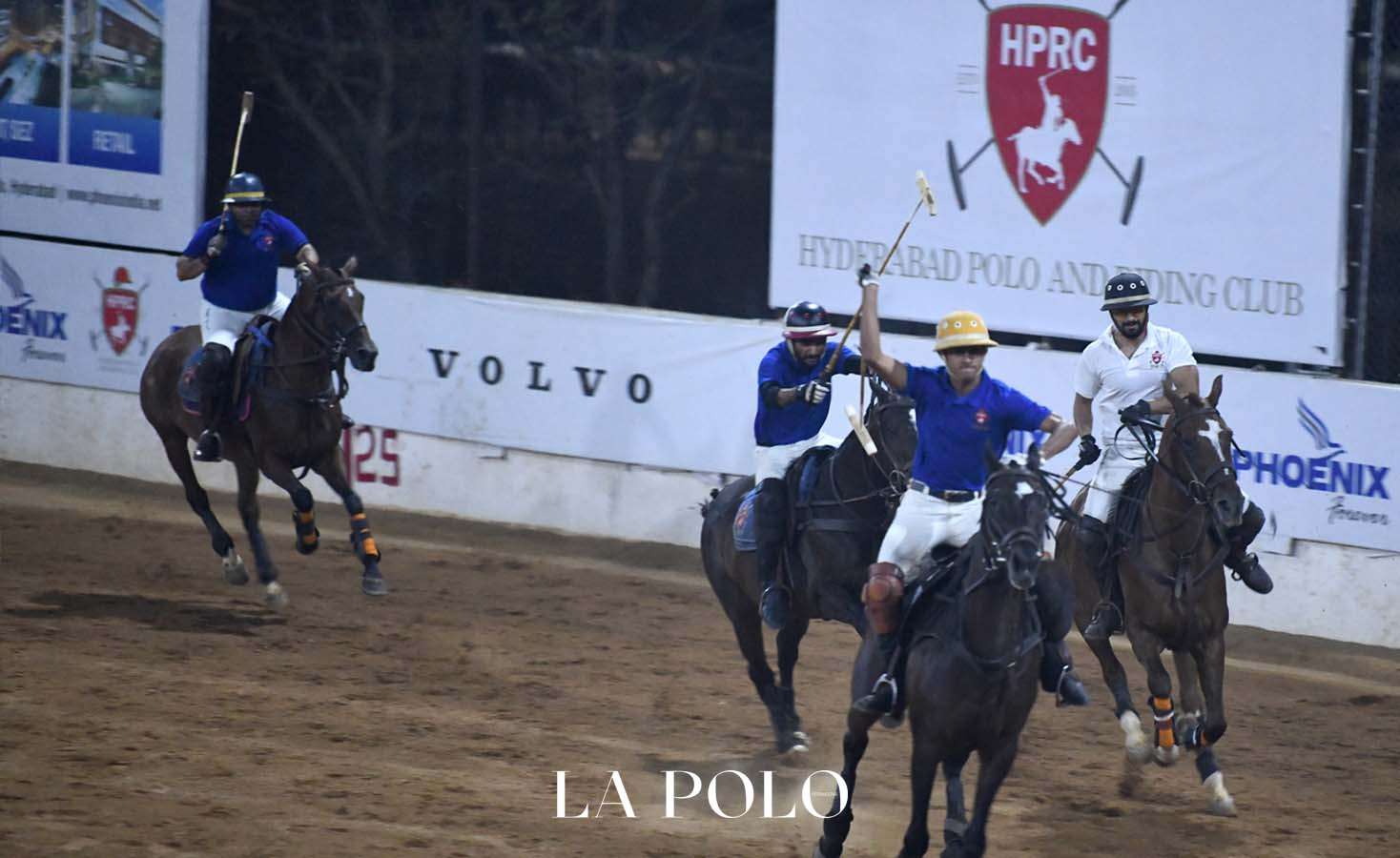 Hyderabad Polo Season PDF