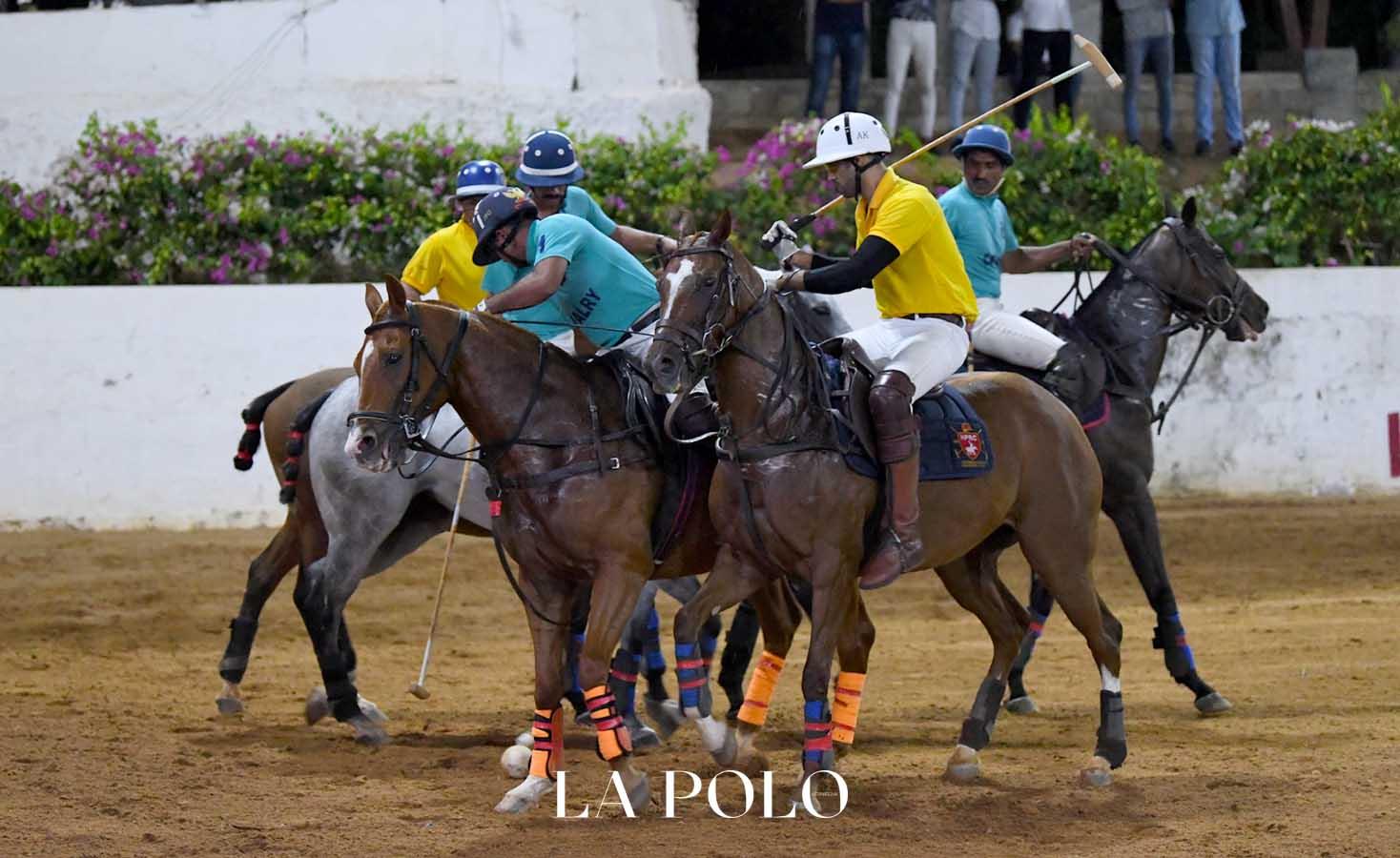 Hyderabad Arena Polo Season