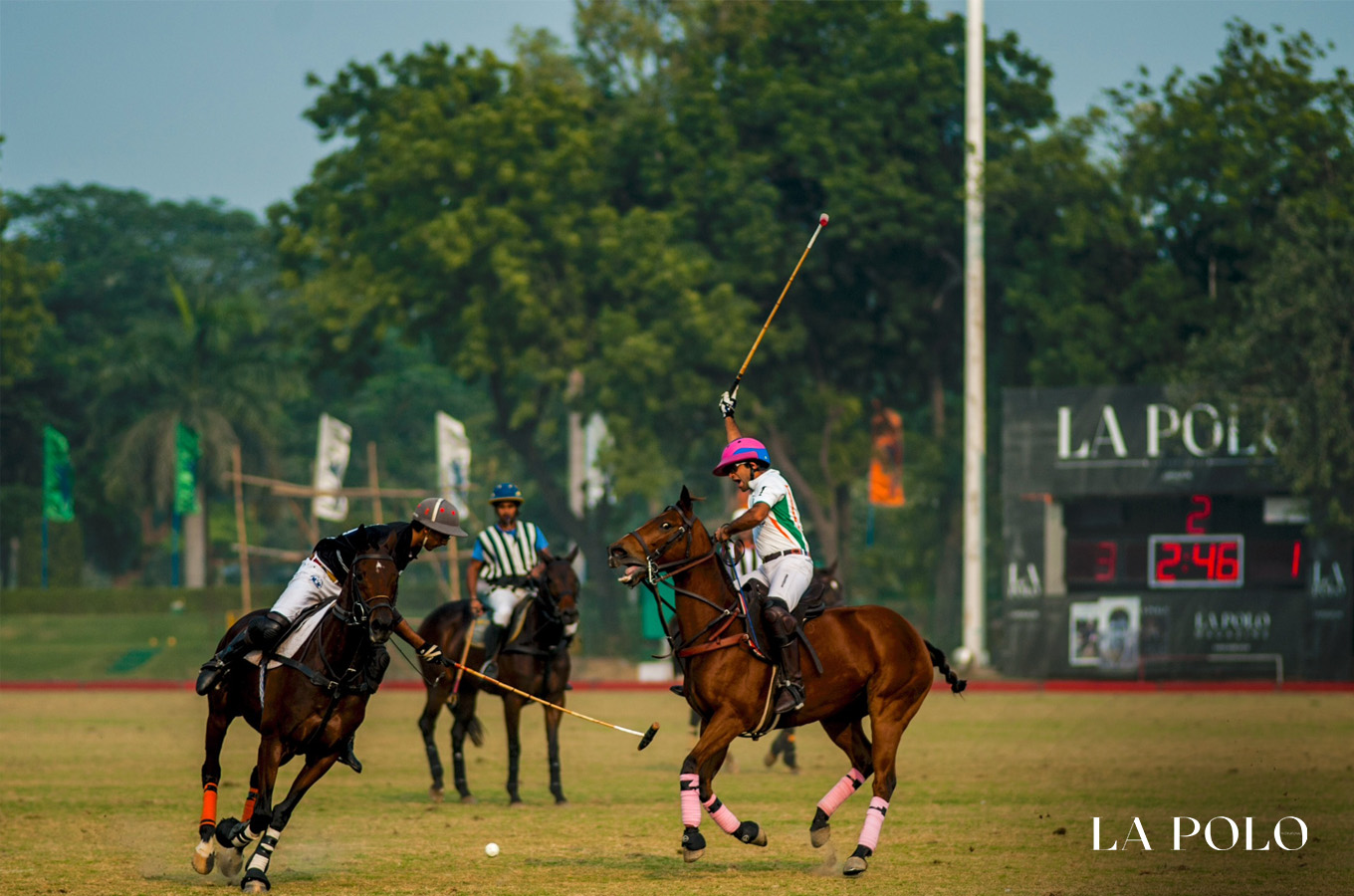 Second Day Of IPA National Polo Championship