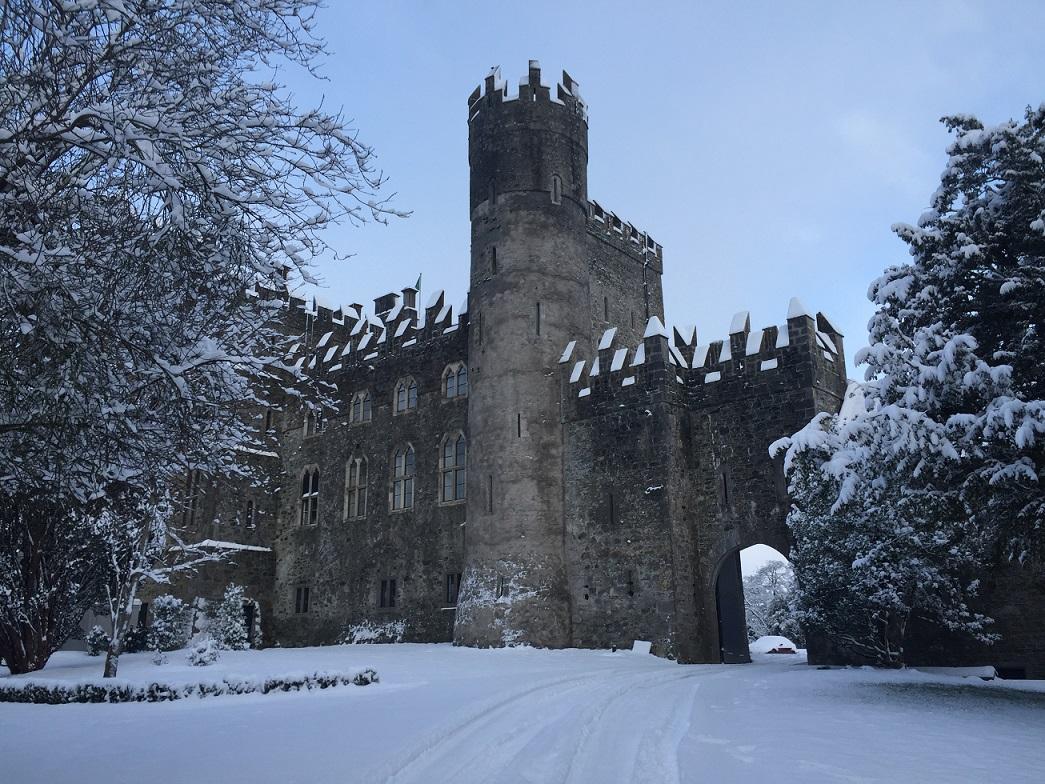 Kilkea-castle-ireland-and-snow-lapolo