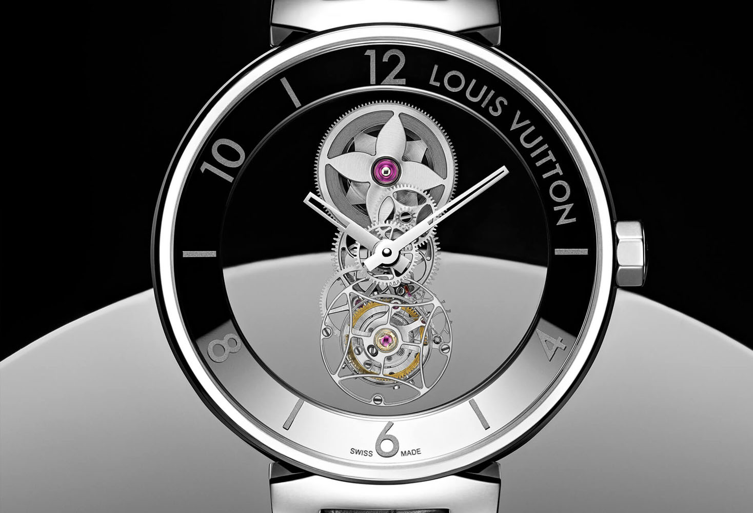 Louis Vuitton's mysterious Moon:Best Watches Of SIHH 2019