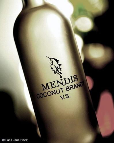 MENDIS COCONUT BRANDY, MENDIS COCONUT BRANDY logo