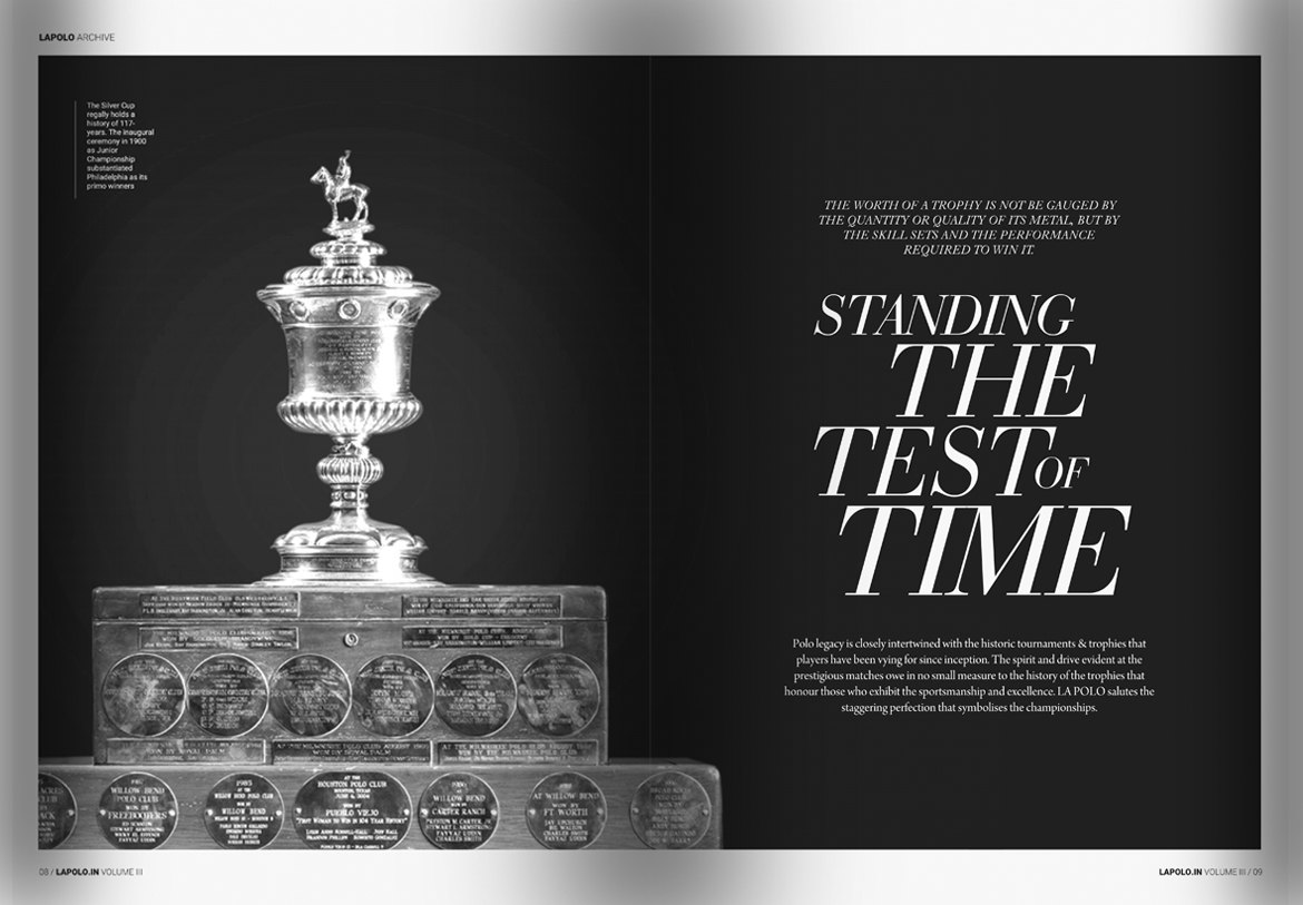 LA POLO-India's First International Polo and Lifestyle Magazine