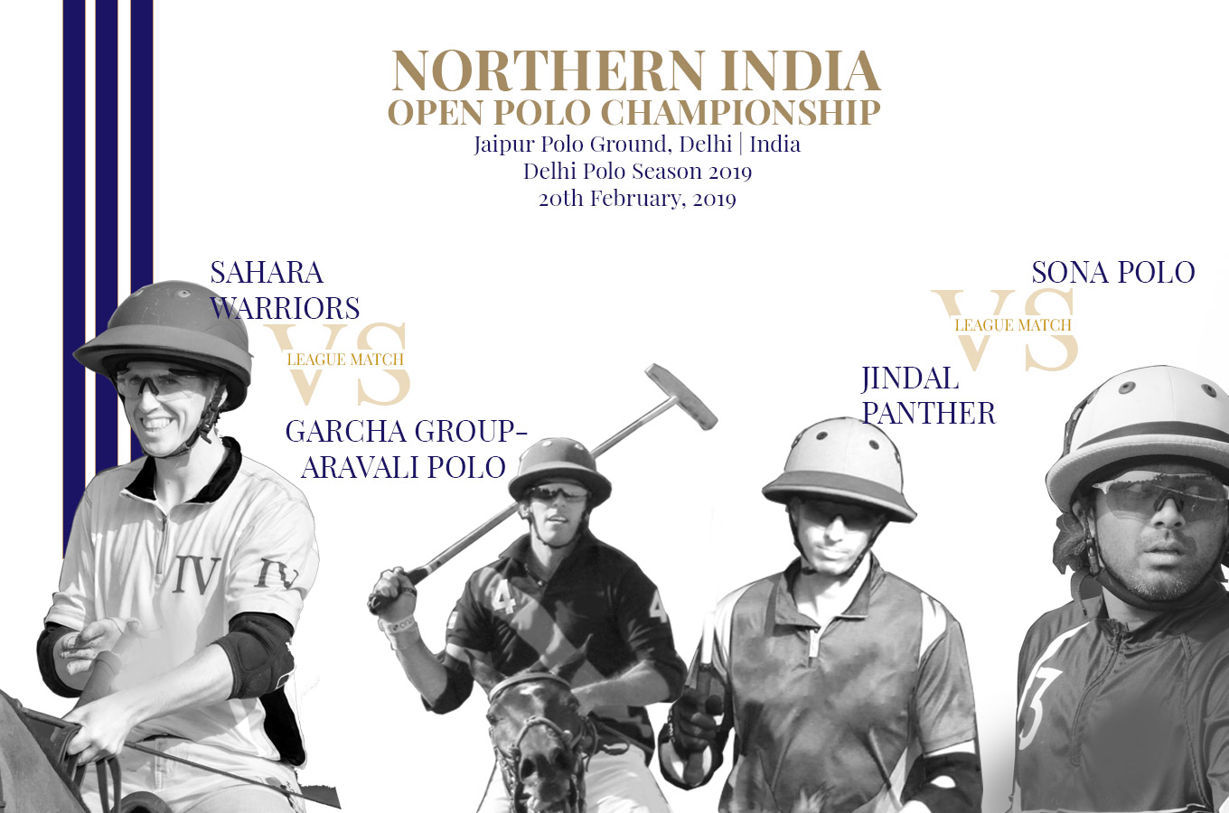 second day of Northern India Open Polo Championship