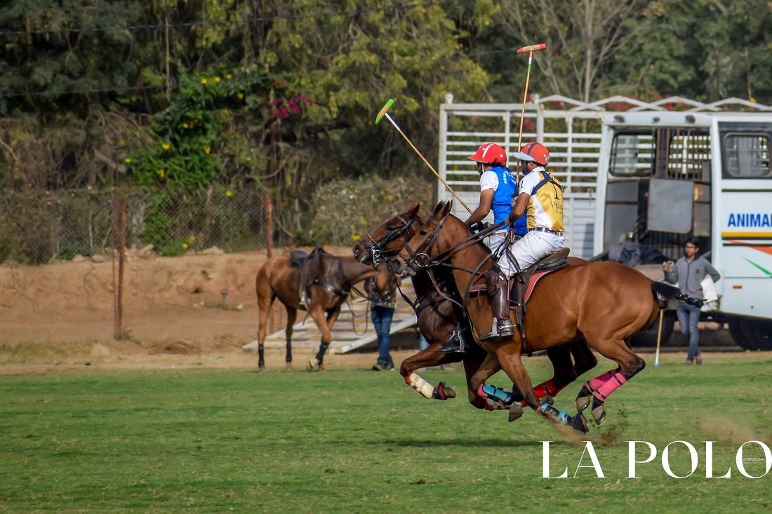 Northern India Polo finals