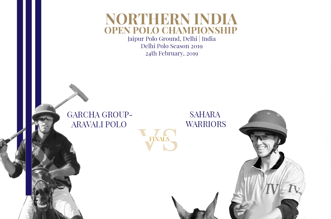 Final Day of Northern India Open Polo Championship 2019