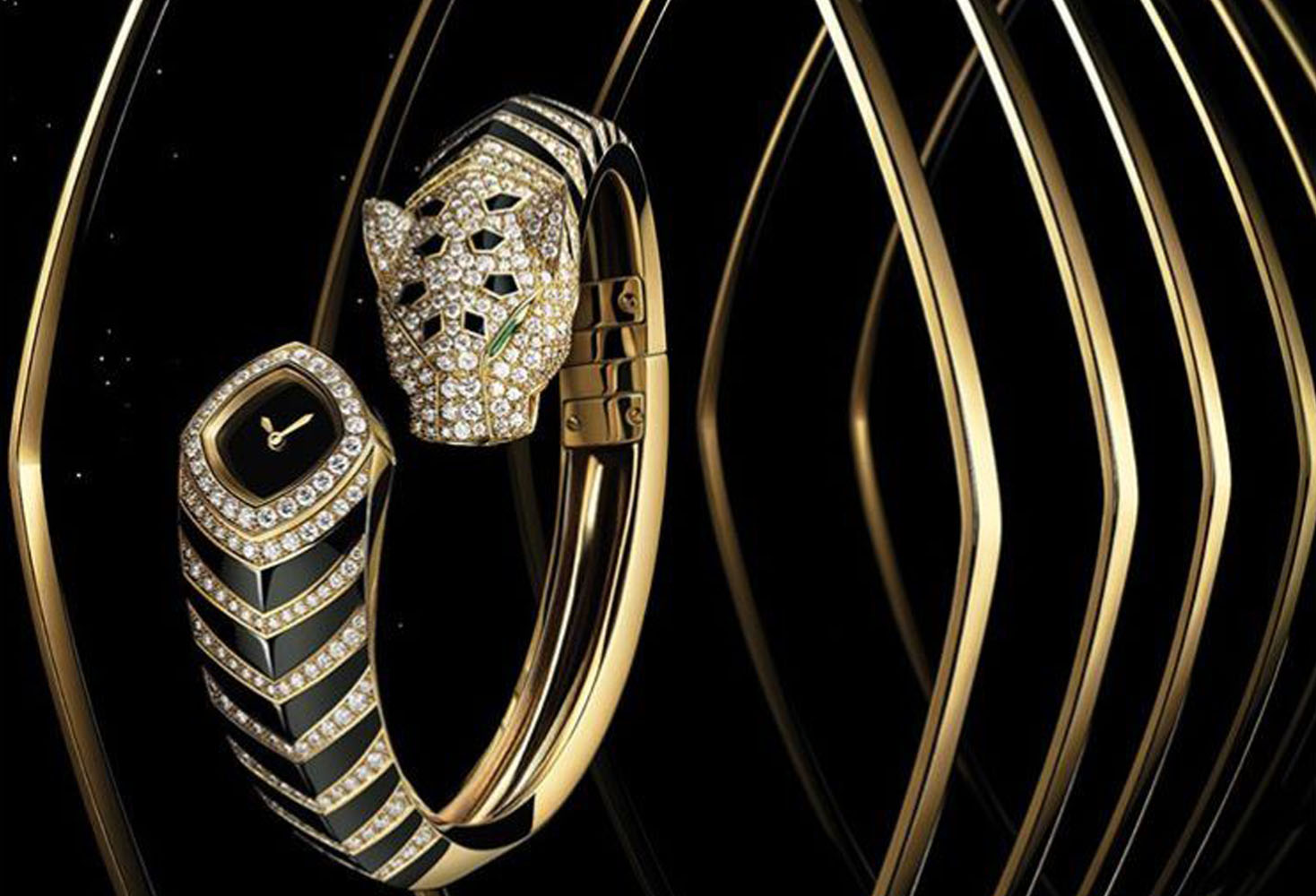 Lavish Panthèrede Cartier:Best Watches Of SIHH 2019