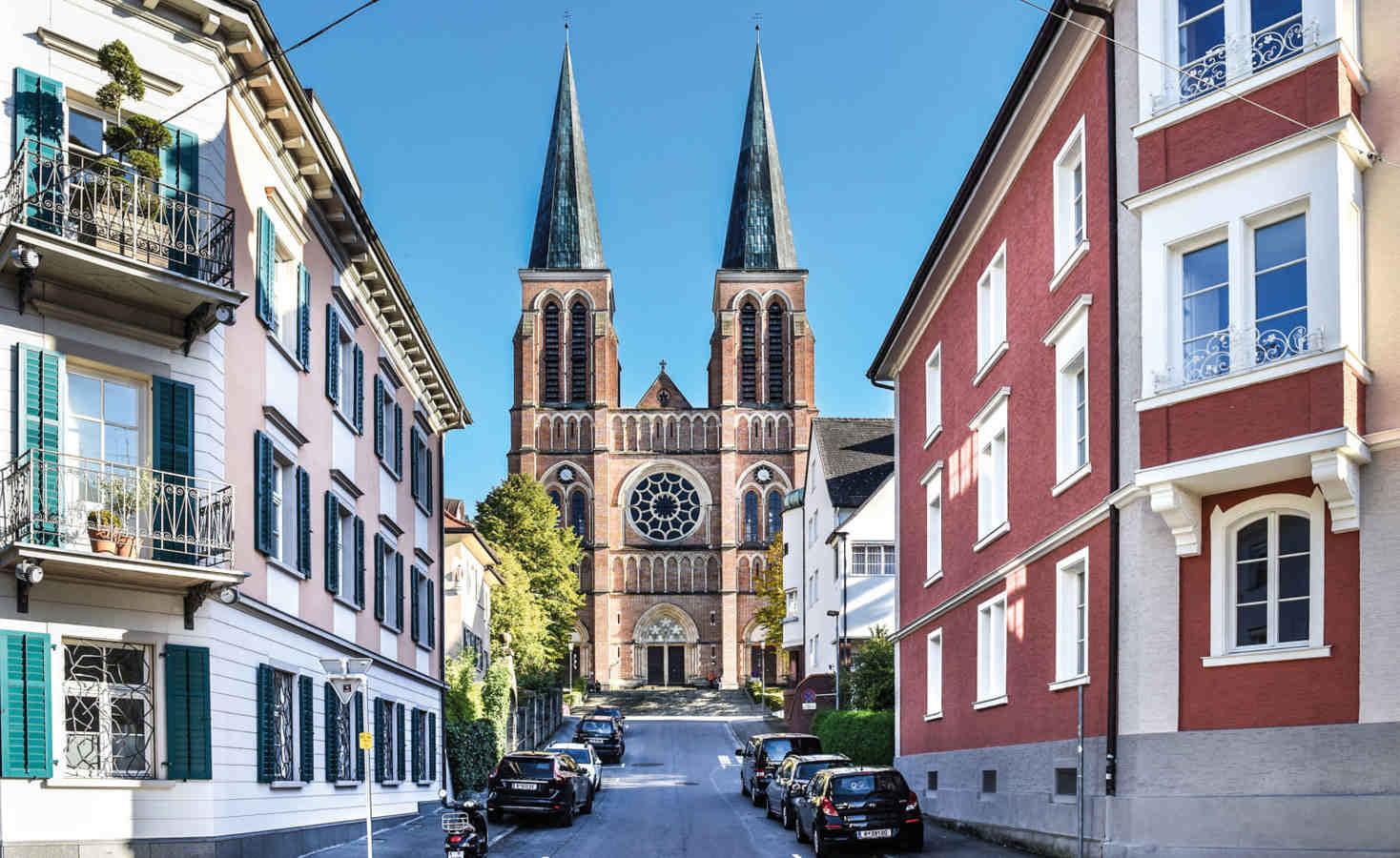 Pfarrkirche Herz Jesu Bregenz