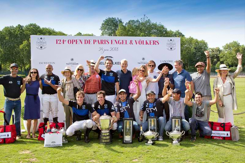Polo De Paris  From A Bet To A Landmark