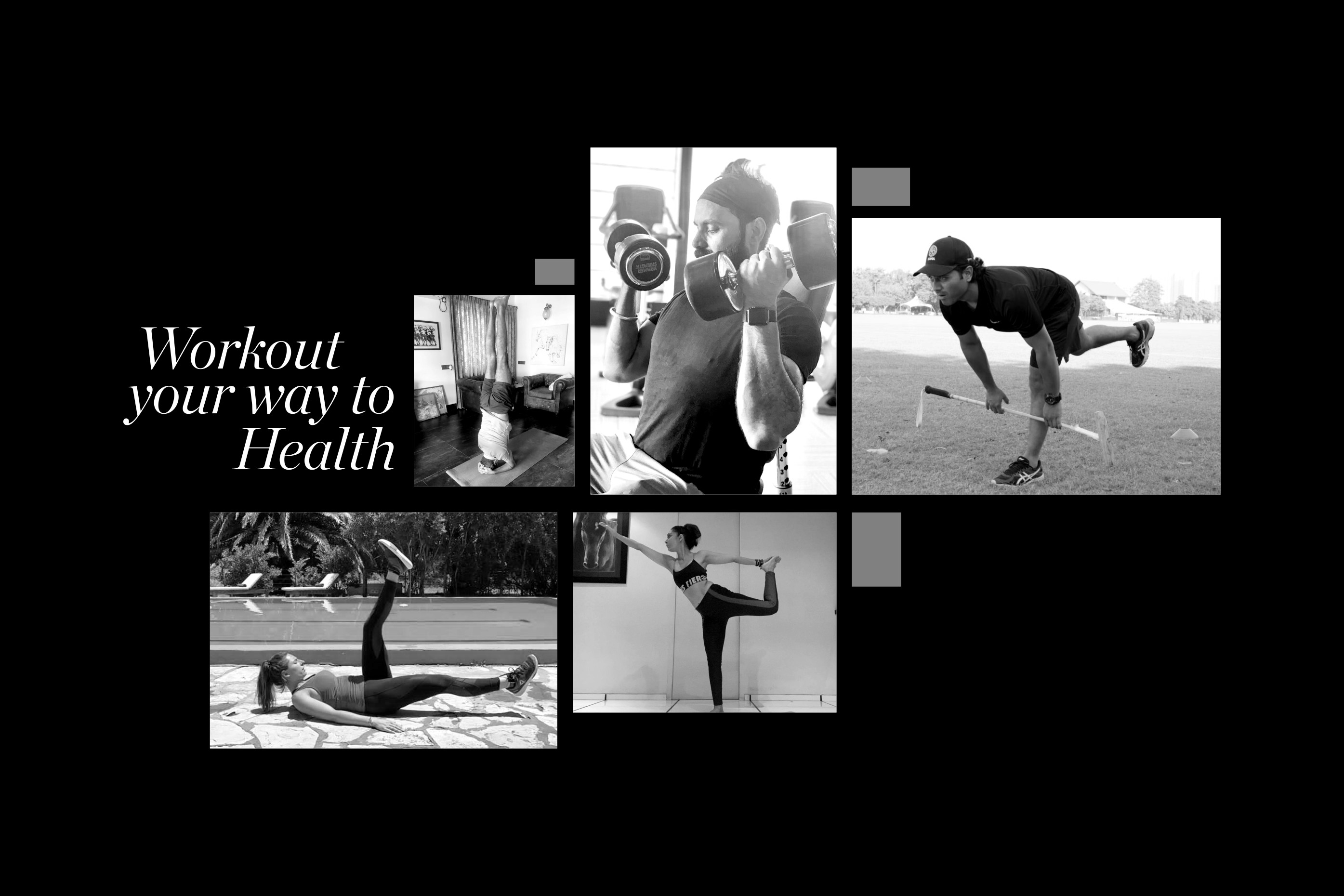 Polo experts share their fitness regime with LA POLO
