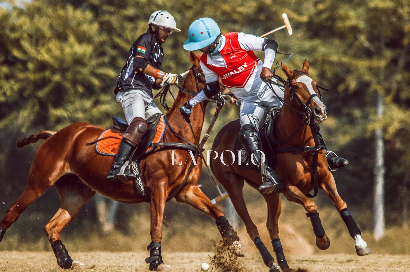 Polo In Jaipur With Swiss Kanota Cup