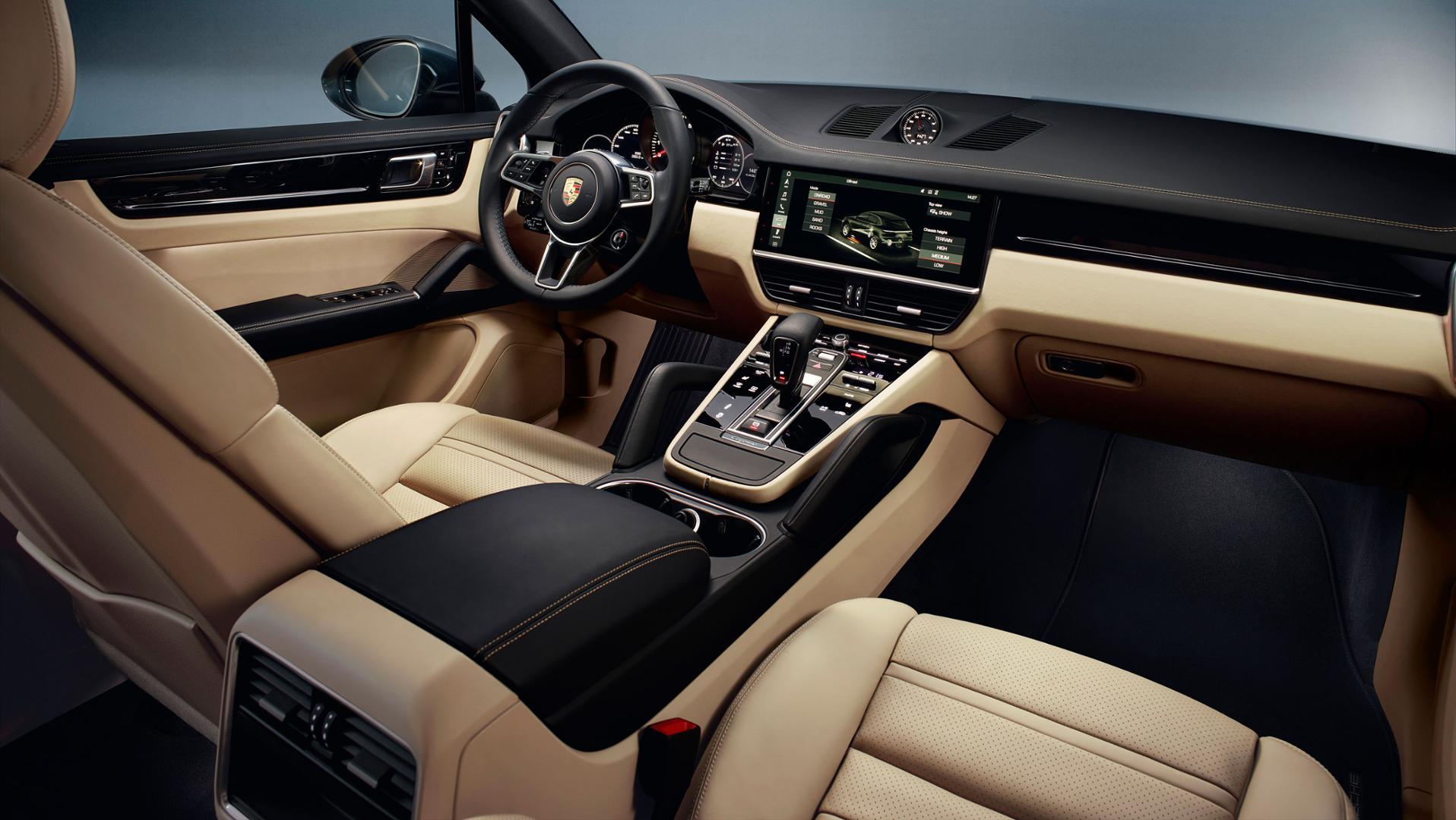 Porsche Cayenne, SUV, car model, automobile, Lamborghini, Maserati, Jaguar, Aston Martin, Apple carplay,most luxury prosche cars