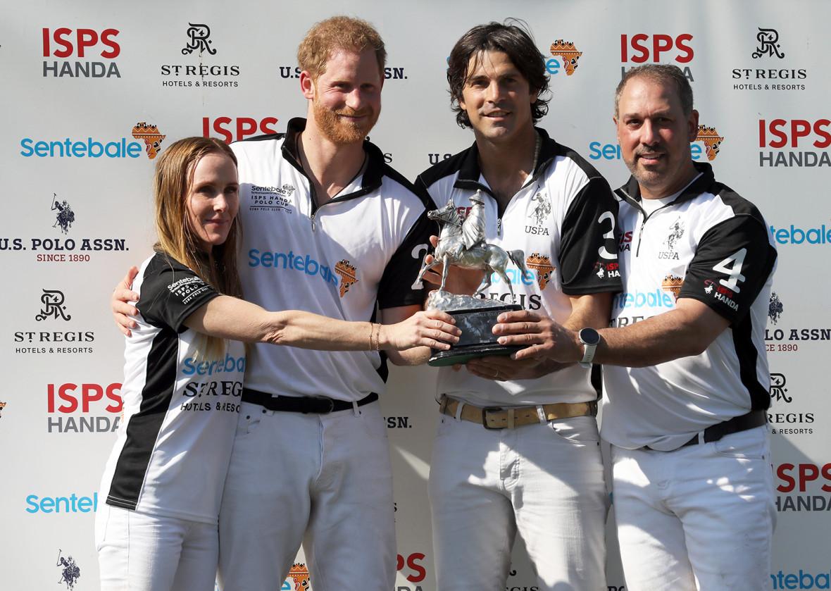 ISPS handa polo cup italy