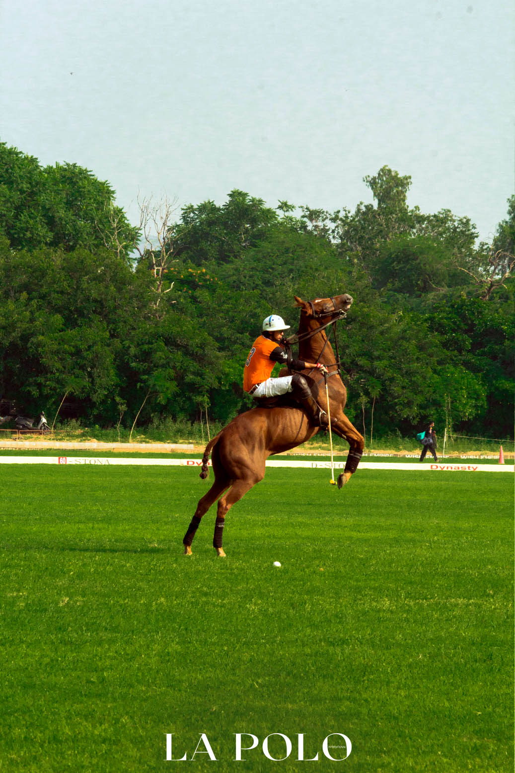 Sunny patel polo player