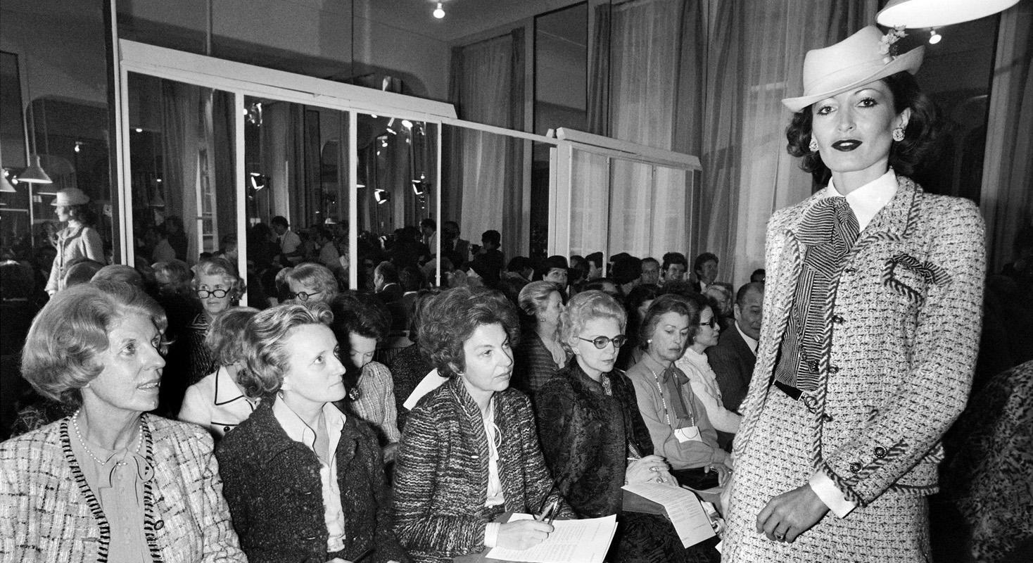Ready To Wear , fashion for Winter , Fashion RTW Evolution 1979