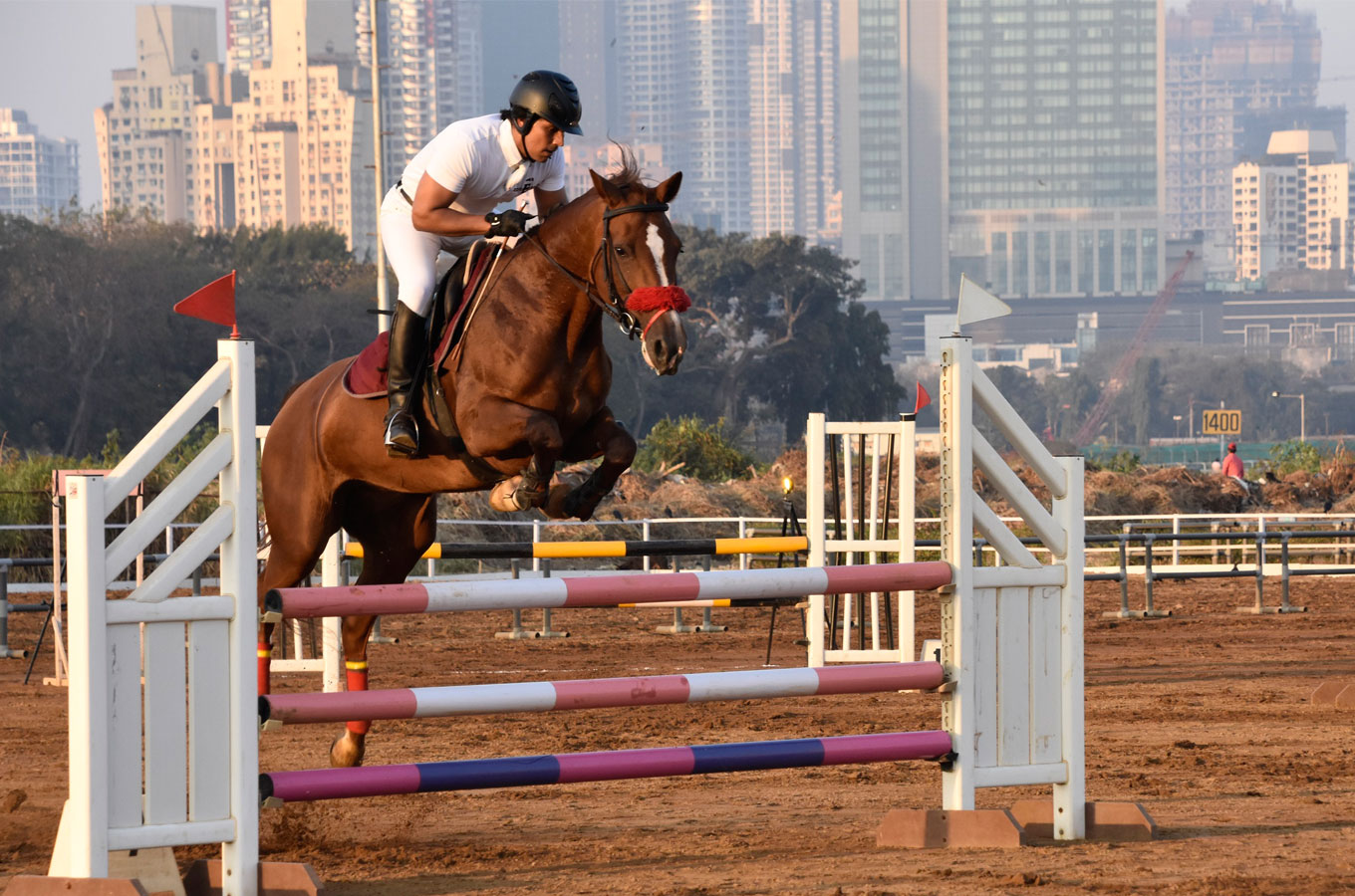 Historic Mumbai Horse Show and National Equestrian Championship