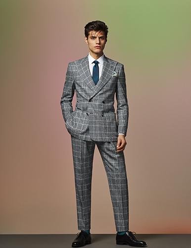 Sean Dixon fashion tips, founder of Richard James