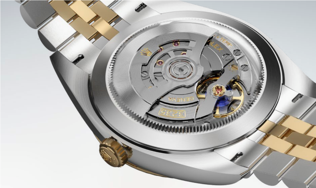 Rolex Oyster Perpetual Escapement, Lugaro Jewellers