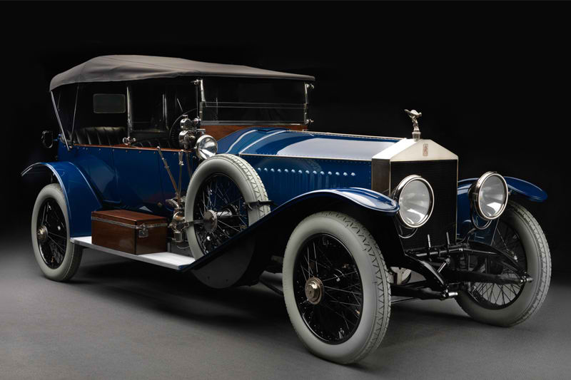 Rolls Royce Silver Ghost 1914