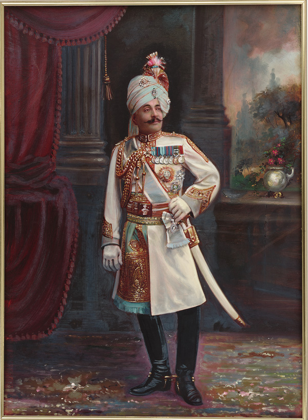 Sir_Pratap_Singh_of_Idar
