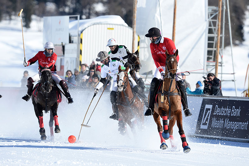 Fierce Battles On The Opening Day Of World Cup St. Moritz