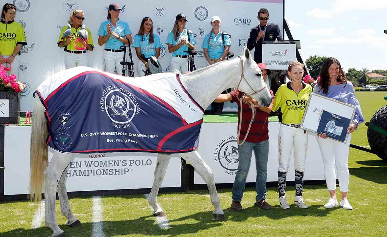 U.S. Open Women's Polo Championship