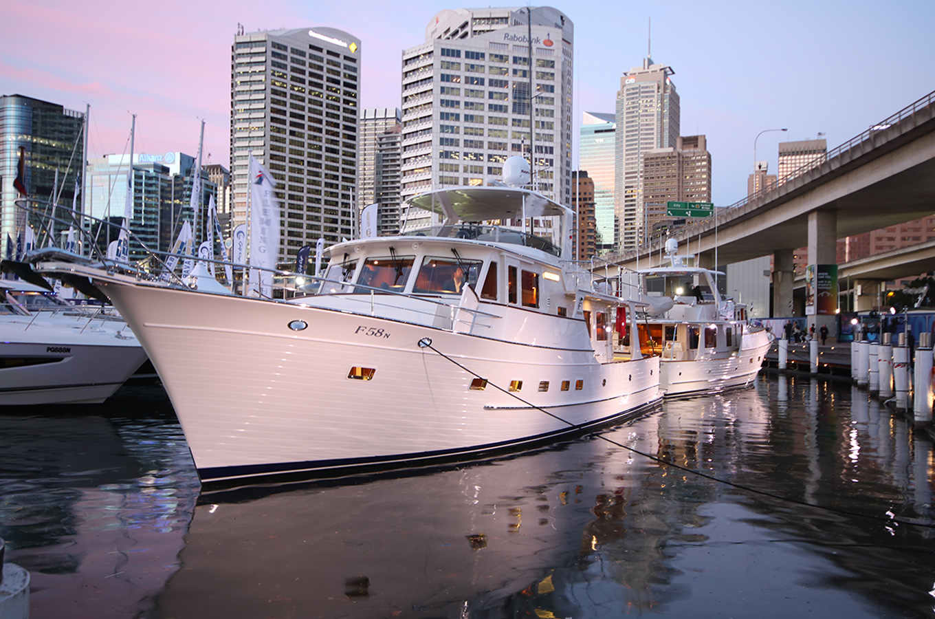 The Sydney International Boat Show