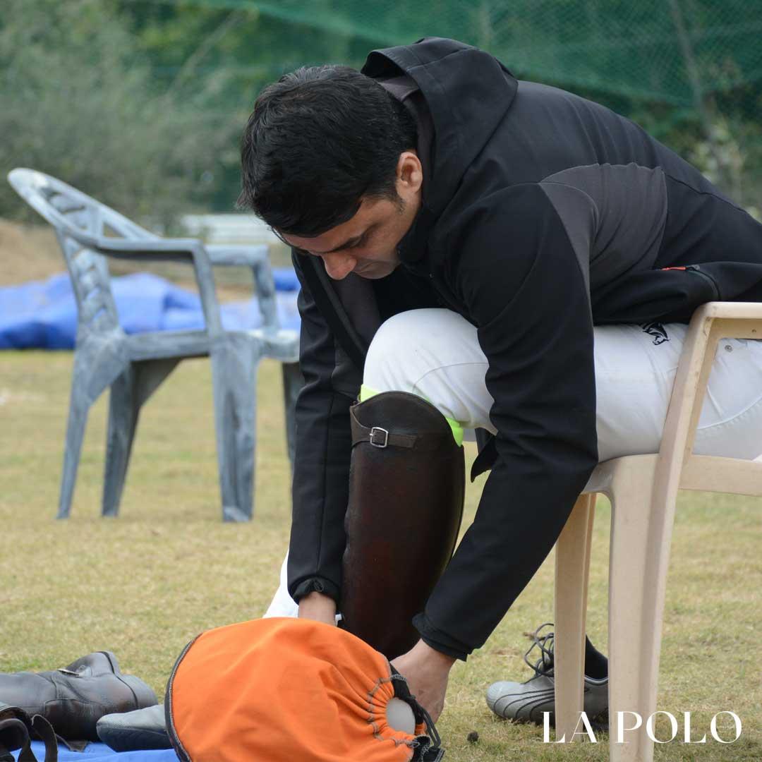 the brown-saheb | saurbh saharan polo player
