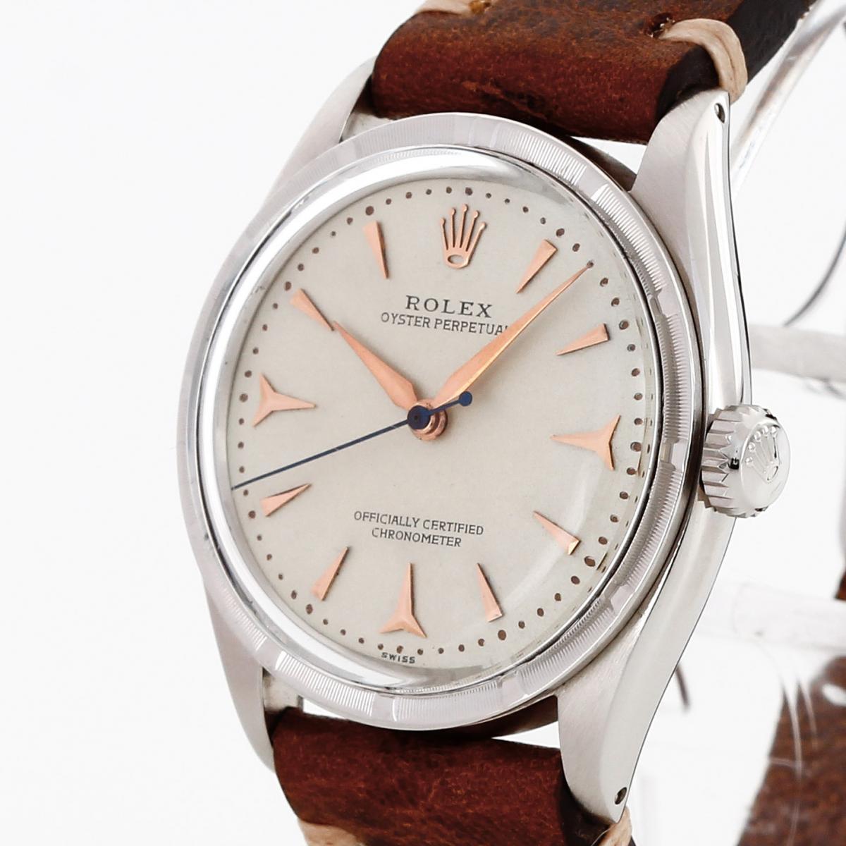The Oyster Bracelet, uhrenworld.com