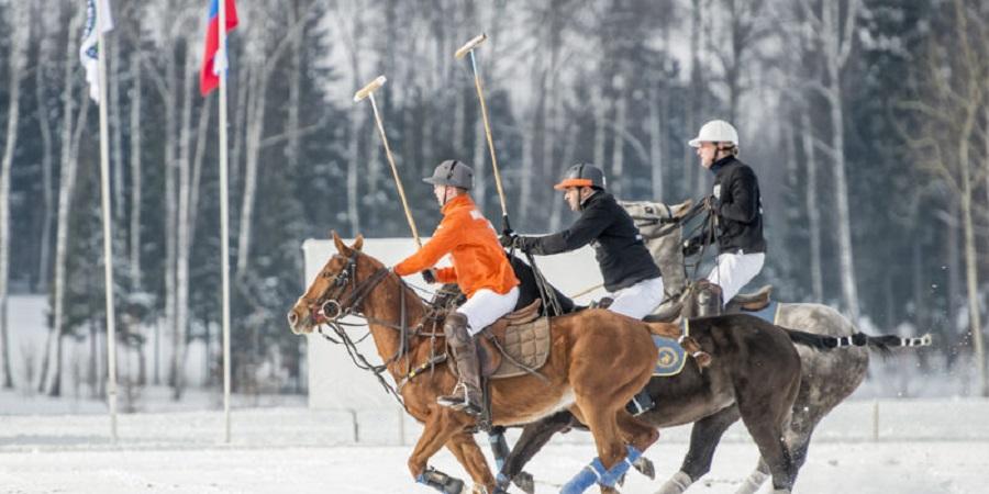 Tseleevo Winter Open Snow Polo Cup 2016