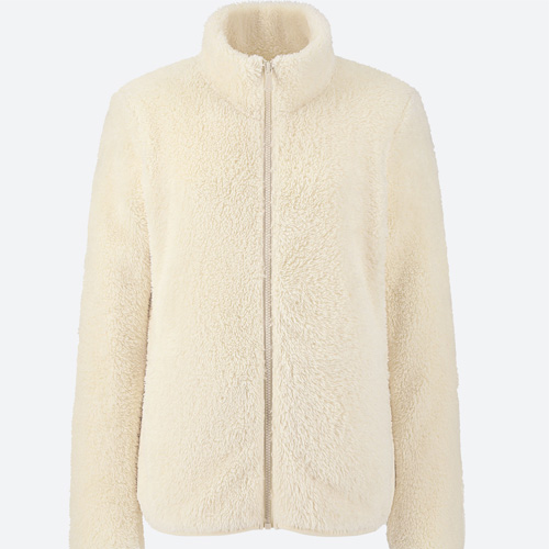 UNIQLO in india fleece