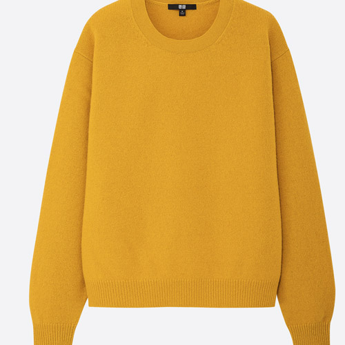 UNIQLO in india crew neck