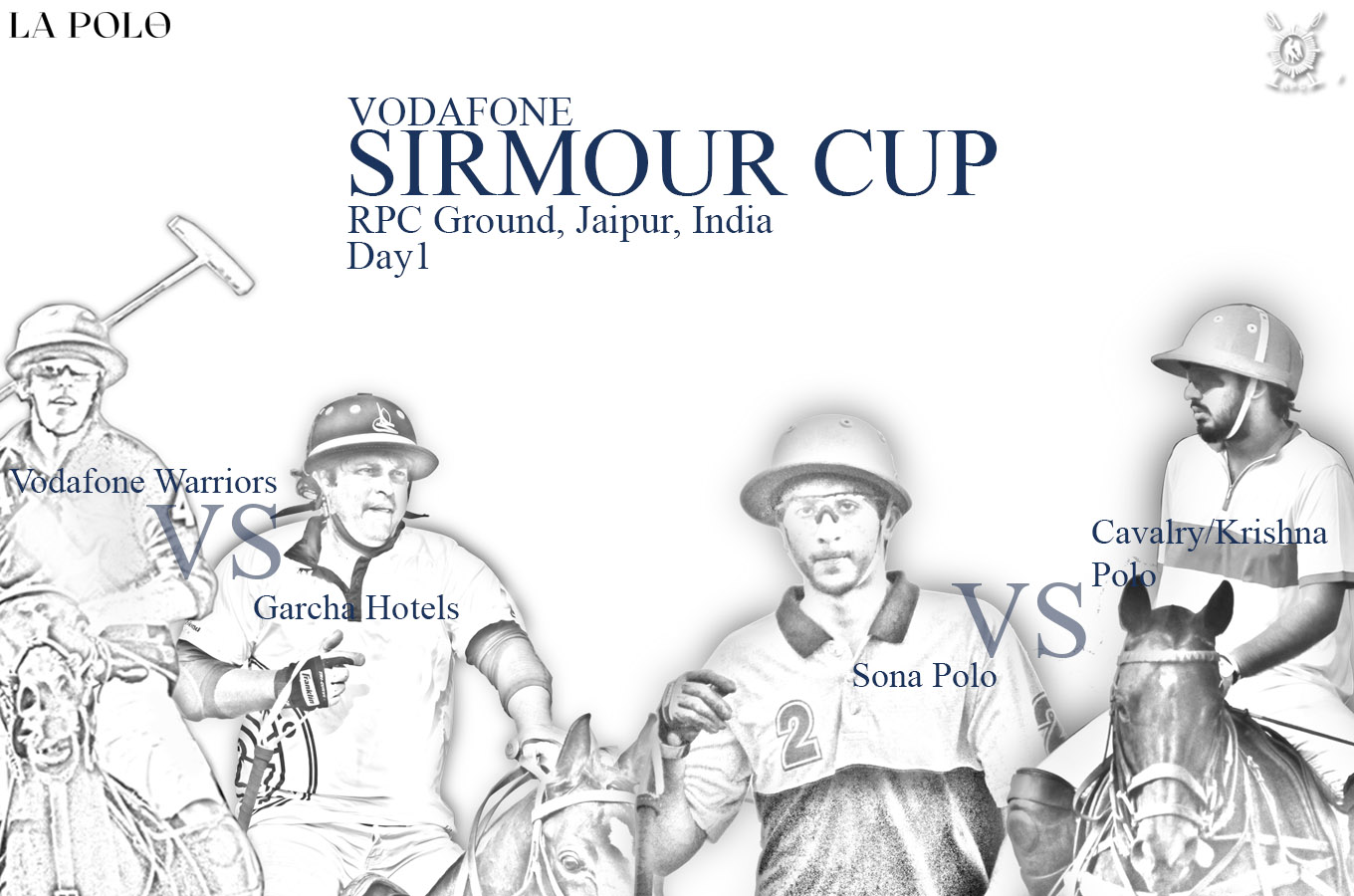 Capturing The Day 1 Of Vodafone Sirmour Cup In Intensity