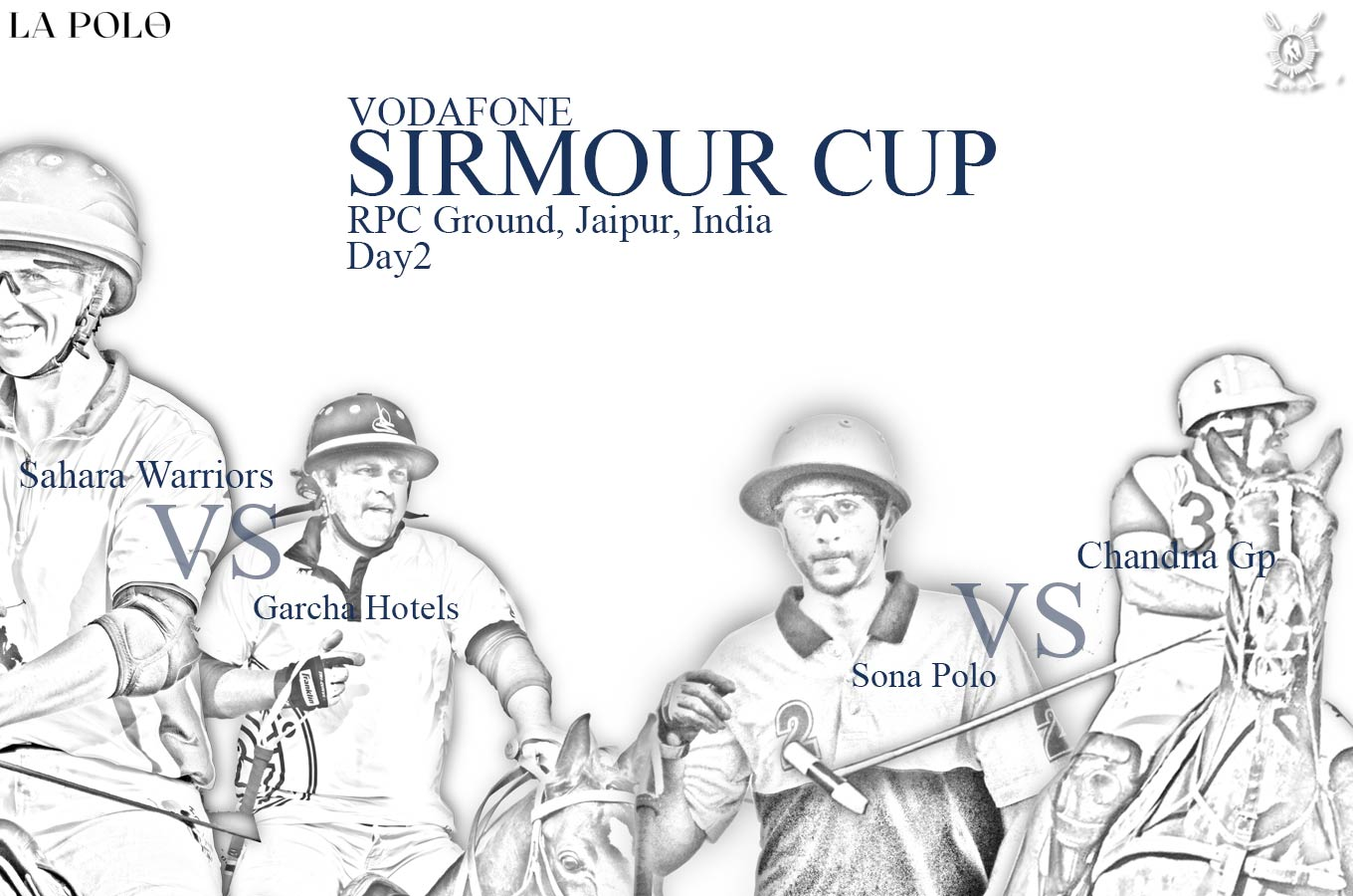 A Series Of Intense Battles On Second Day Of Vodafone Sirmour Cup